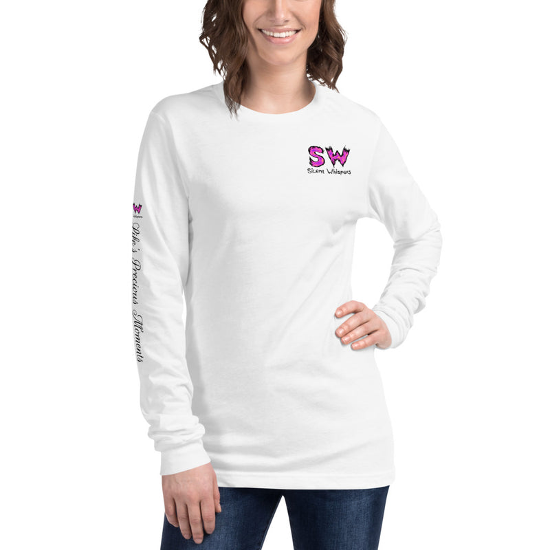 Life's Precious Moments Capuchin Monkey Long Sleeve