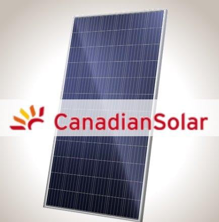 325W solar panels Canadian CS6U-325P poly