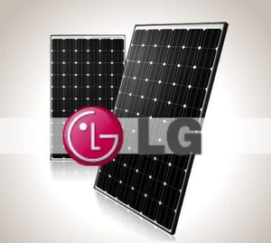 305W solar panel LG305N1C-G4 NeON2 Cello