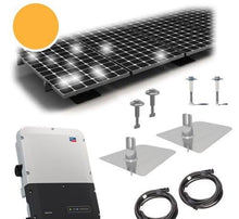 9.1 kW PV Kit Misson 295 All-Black, SMA Inverter