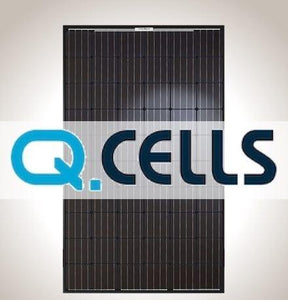 290W Solar Panel Q-cells Q.PEAK-BLK-G4.1-290