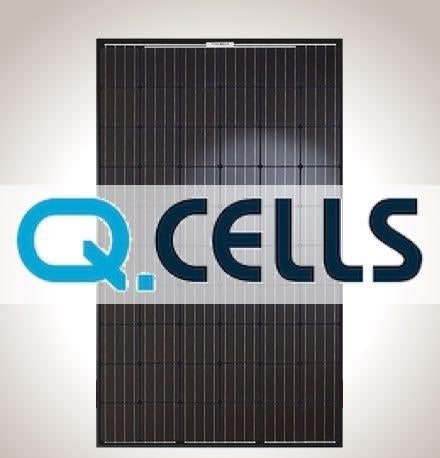 305W Solar Panel Q-cells Q.PEAK-DUO-BLK-G5-305