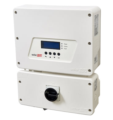 6kW Grid Tied Inverter SolarEdge HD Wave SE6000H
