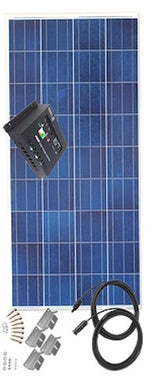 450W 12V Off-Grid RV Marine Core Solar Kit