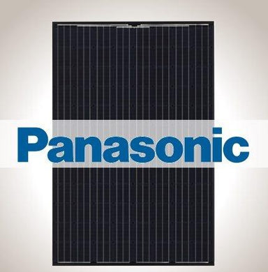 Panasonic Solar Panel HIT-N315K Black