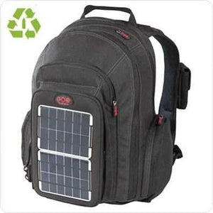 Solar Charger Offgrid Backpack