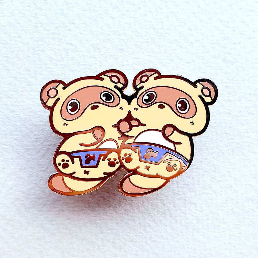Animal Baby The Twins Pin