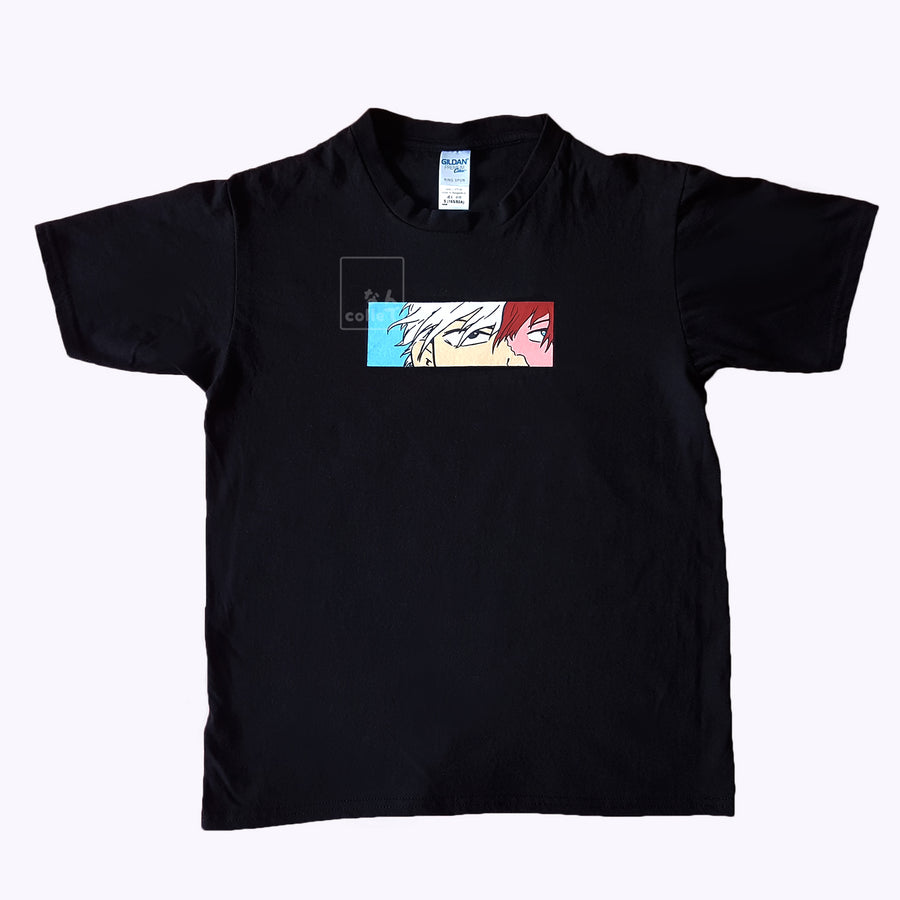 Hero Half & Half Boy T-Shirt