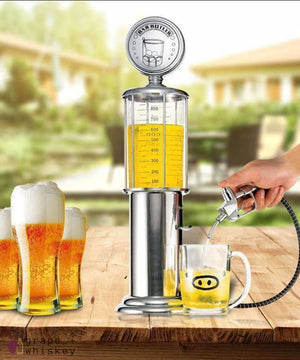 Beer Dispensing Machine Pump (or any liquid!) - Grape + Whiskey - grapeandwhiskey.com