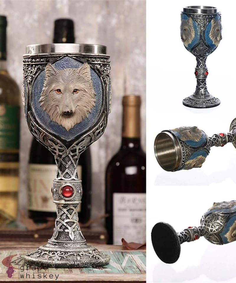 Fantasy Goblets (Collect them ALL!) - Grape + Whiskey - grapeandwhiskey.com