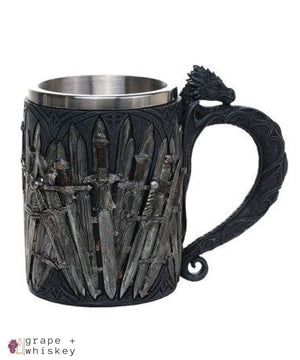 Game of Thrones Dragon Tankard -  - Grape and Whiskey