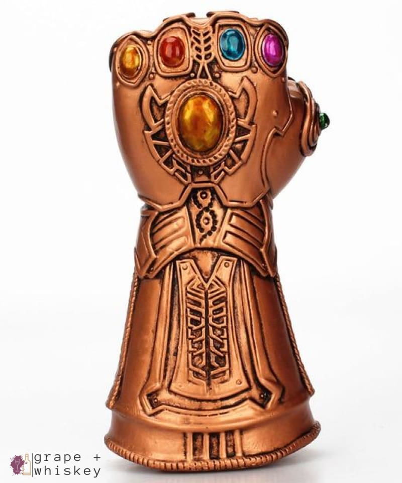 Thanos Gauntlet Beer Bottle Opener -  - Grape and Whiskey
