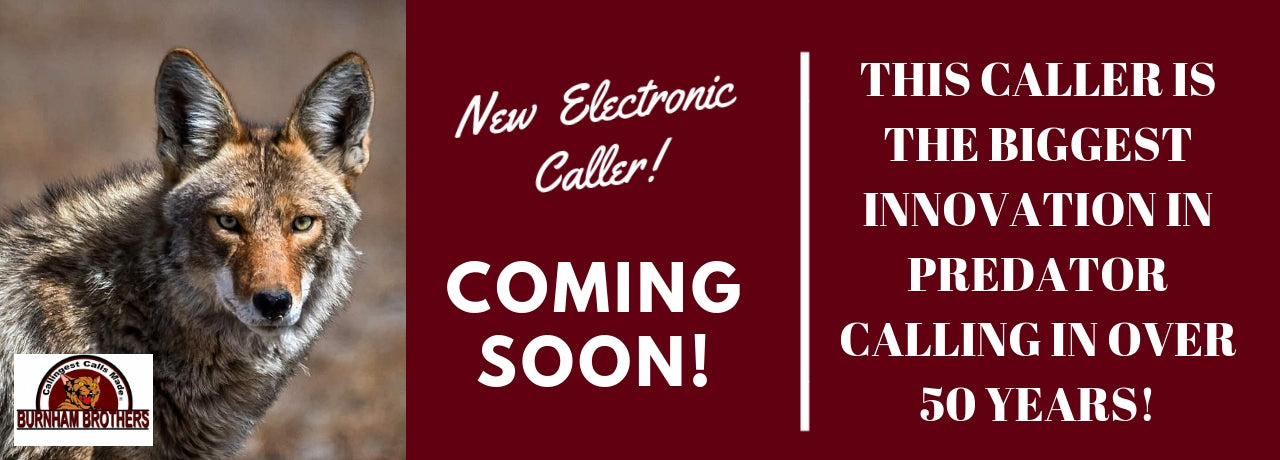 New Electronic Caller by Burnham Brothers Coming Soon