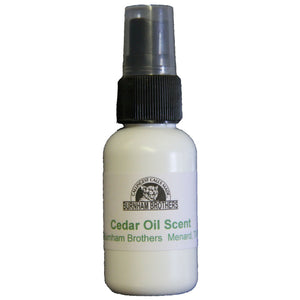 Cedar Oil Coverscent by Burnham Brothers