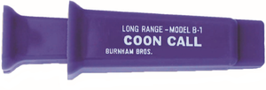 B-1 Coon Call by Burnham Brothers - Coon Hunting Calls