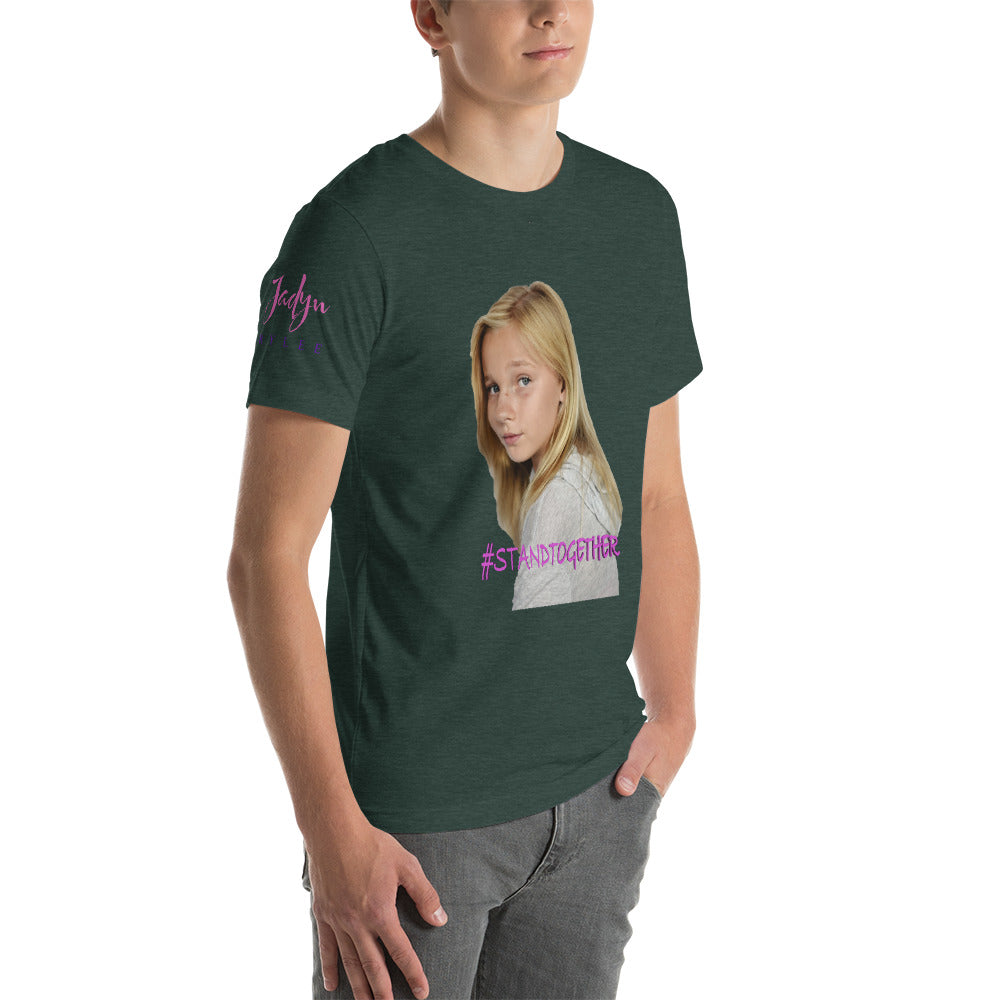 #Standtogether Jadyn Rylee Unisex Short-Sleeve Unisex T-Shirt