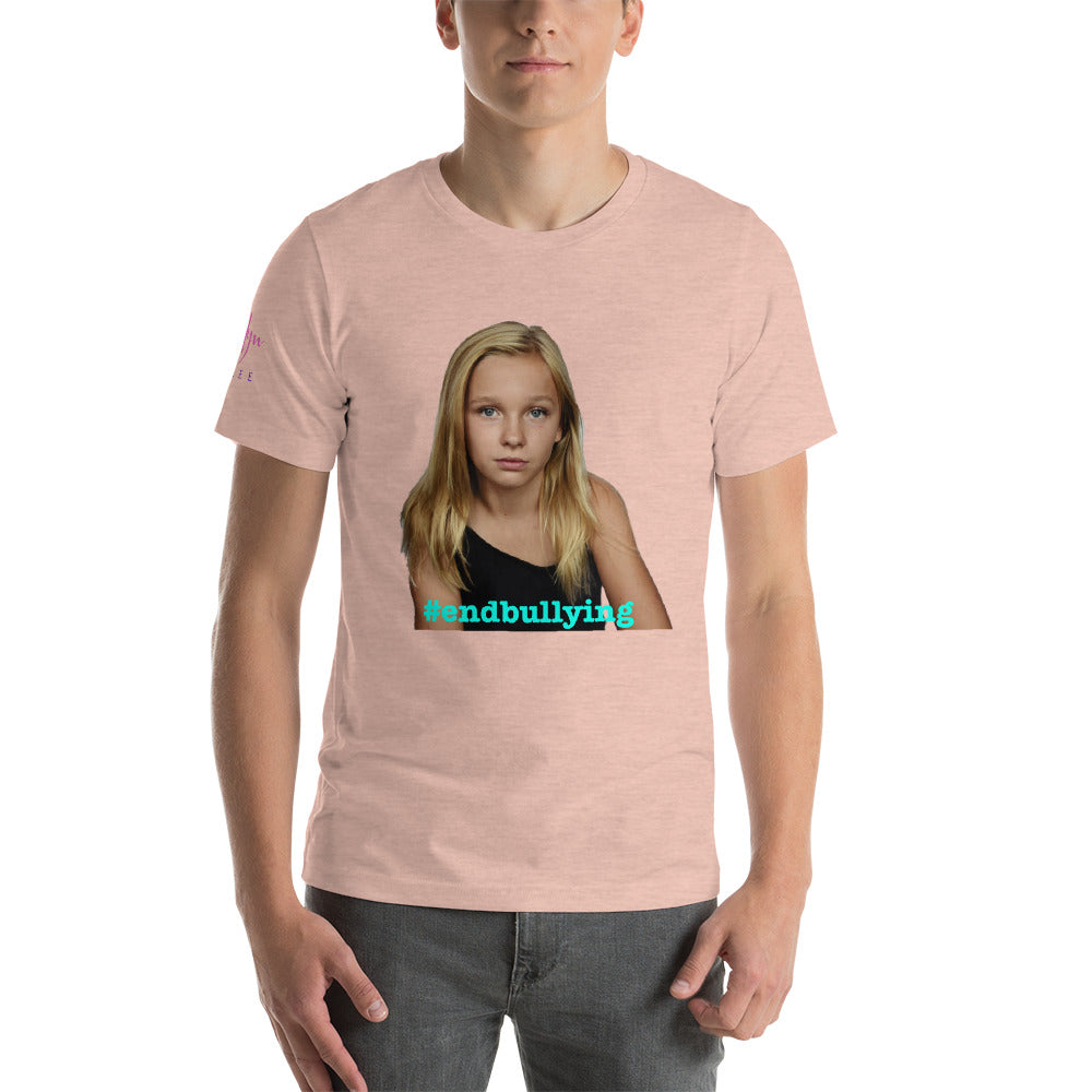 #endbullying Jadyn Rylee Unisex Short-Sleeve Unisex T-Shirt