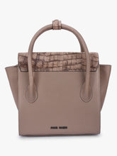 Load image into Gallery viewer, Phive Rivers Women's Grey Leather Handbag