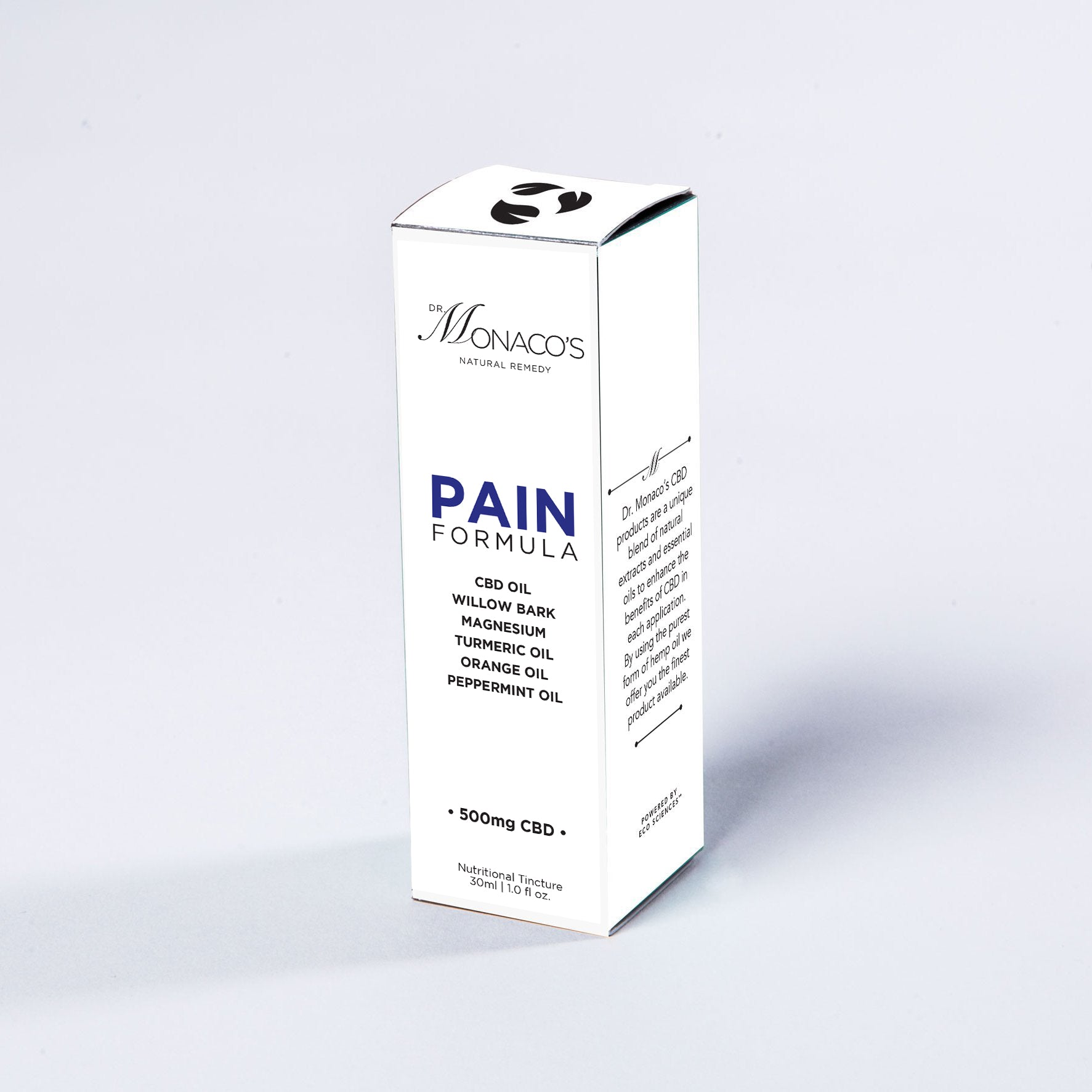 Pain Formula CBD Oil (Nutritional Tincture 500mg CBD)