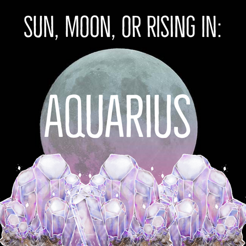 Aquarius New moon in Aquarius horoscope