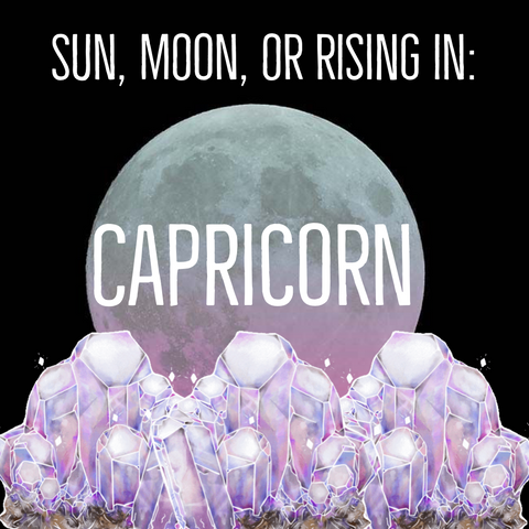 Capricorn New moon in Aquarius horoscope