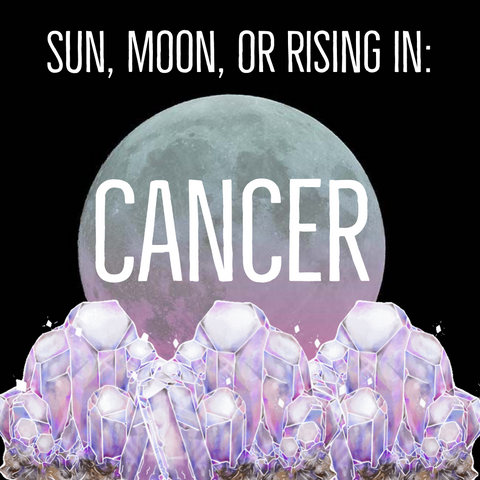 Cancer new moon in Aquarius horoscope