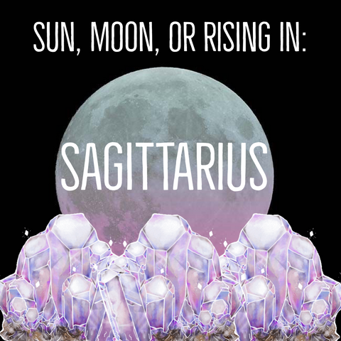 Sagittarius New moon in Aquarius horoscope