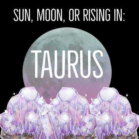 Taurus new moon in Aquarius horoscope