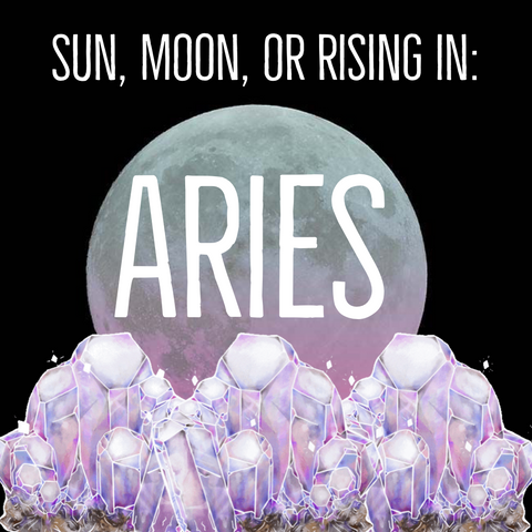 New moon in Aries horoscope