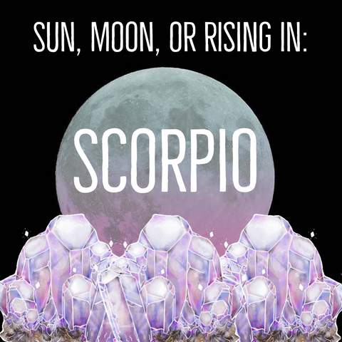 Scorpio New moon in Aquarius horoscope