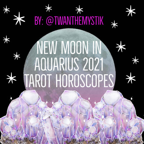 new moon in aquarius 2021 horoscope