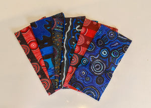 Reusable wax wraps