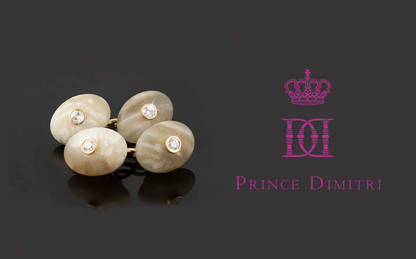 H.R.H. Prince Dimitri Rare Jewelry Now Available at Qiviuk Boutiques