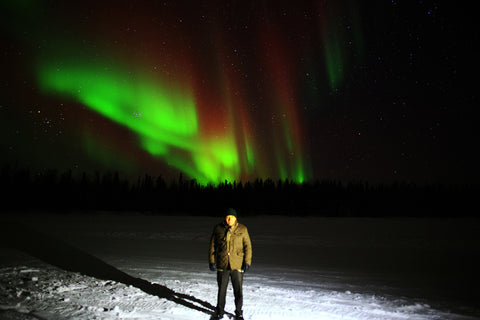 Yukon Visit March 2016 - Aurora Borealis