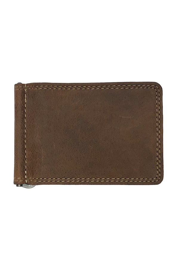 buffalo leather man's wallet 210 by Adrian Klis