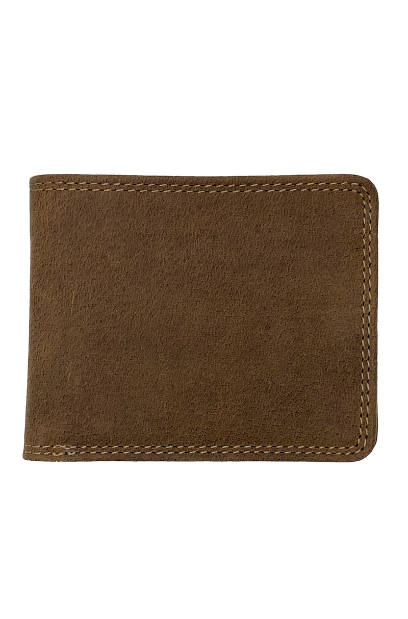 Buffalo leather man's wallet 211 by Adrian Klis