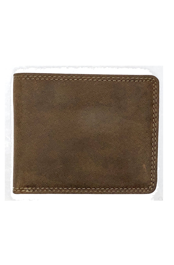 Man Wallet 212 Buffalo Leather