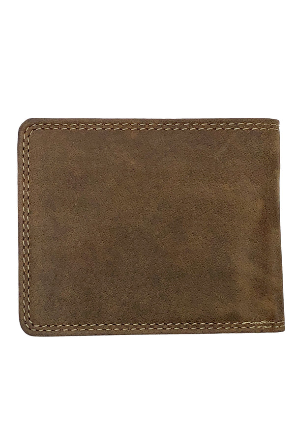 Buffalo leather man's wallet 212 by Adrian Klis