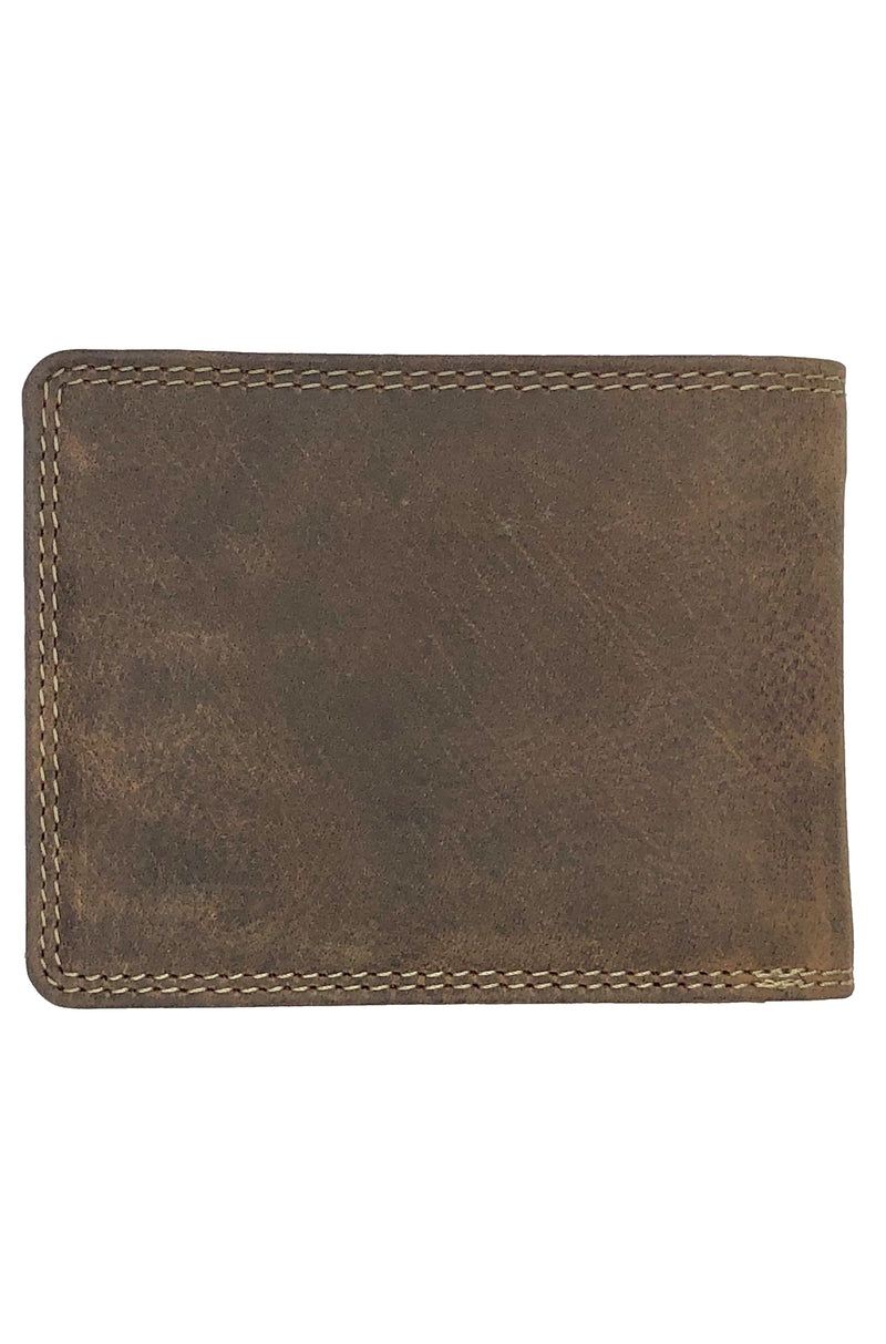 buffalo leather man's wallet 214 by Adrian Klis