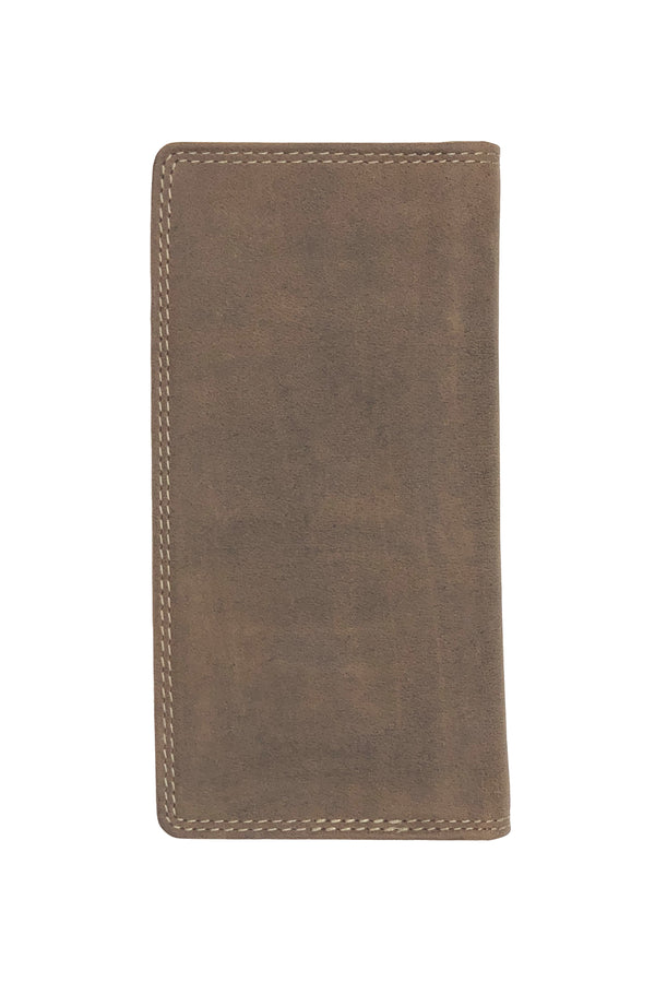 Buffalo Leather Woman Wallet 217 Hand Made for Qiviuk Boutique
