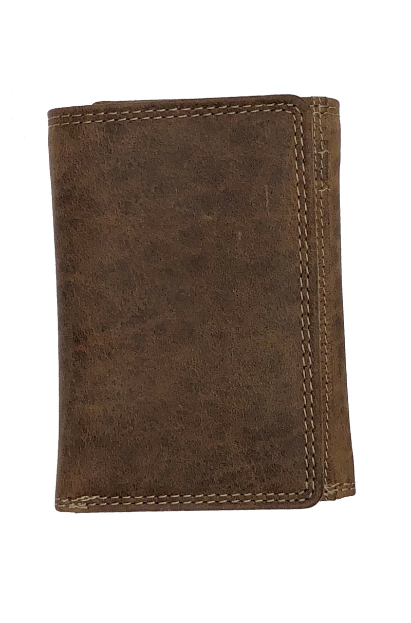 Buffalo leather man's wallet 225 by Adrian Klis