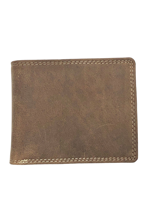 Buffalo leather man's wallet 227 by Adrian Klis