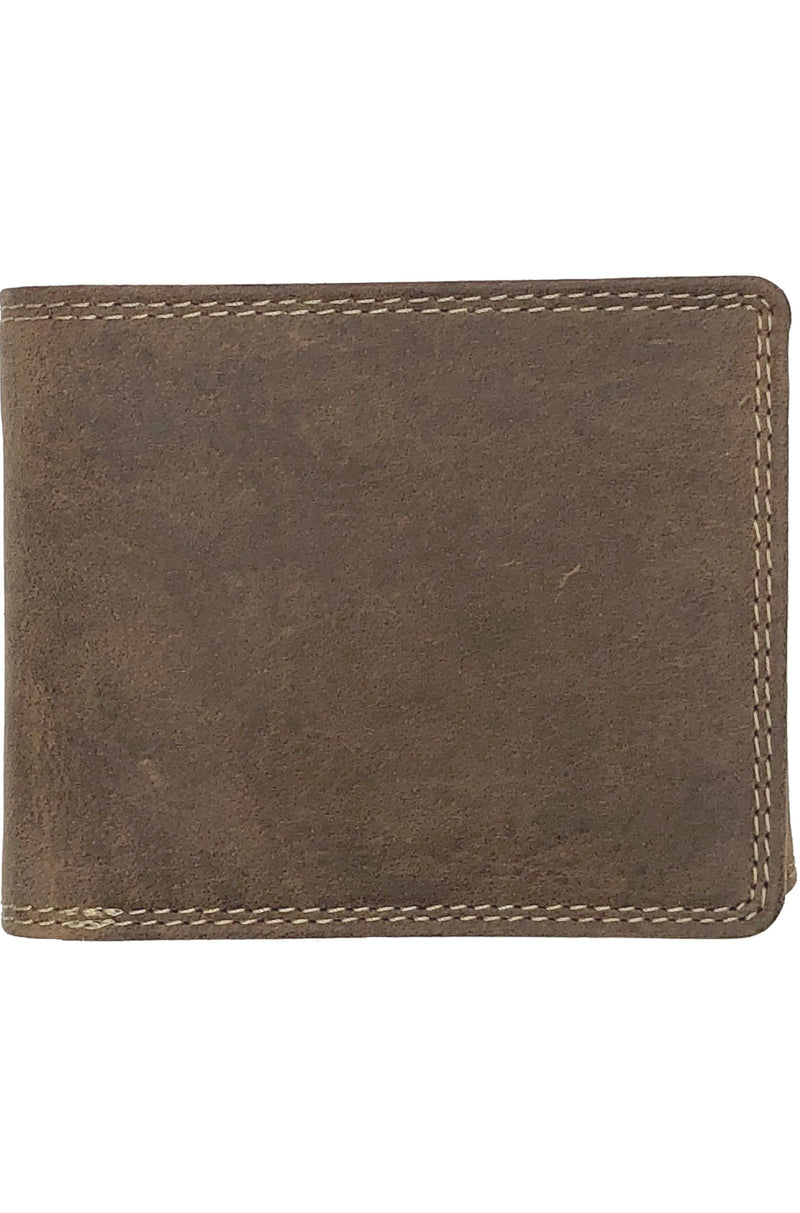 Buffalo Leather Man's wallet 233 by Adrian Klis
