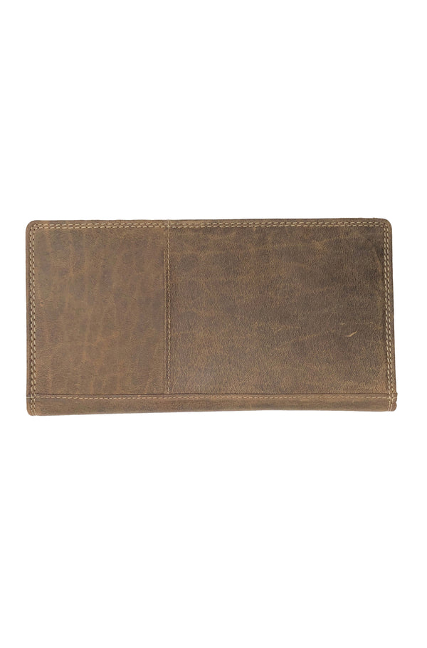 Unisex Passport 234 Buffalo Leather