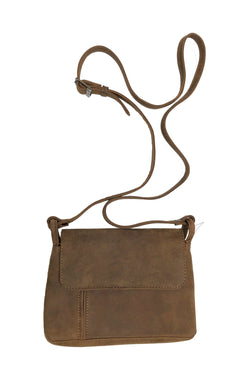 Buffalo Leather Woman Purse 2376 Hand Made for Qiviuk Boutique