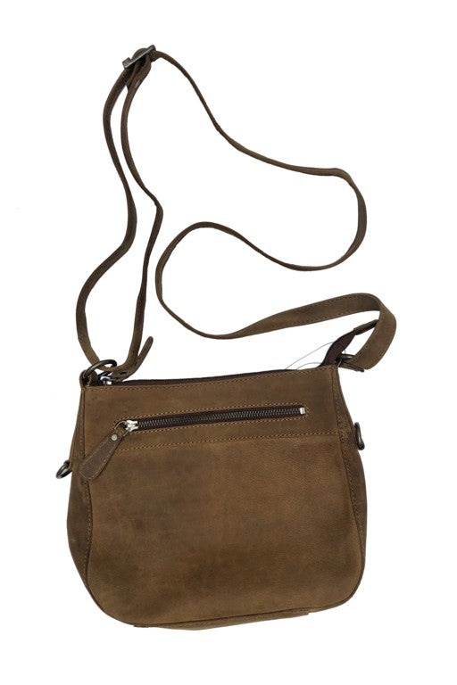 Bufalo Leather Woman Purse 2739 Hand Made for Qiviuk Boutique