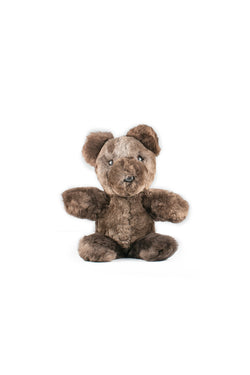 Beaver fur bear made by Qiviuk Boutique
