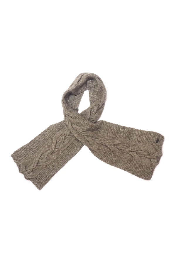 Qiviuk, Merino & Silk Chani ladies scarf by Qiviuk Boutique