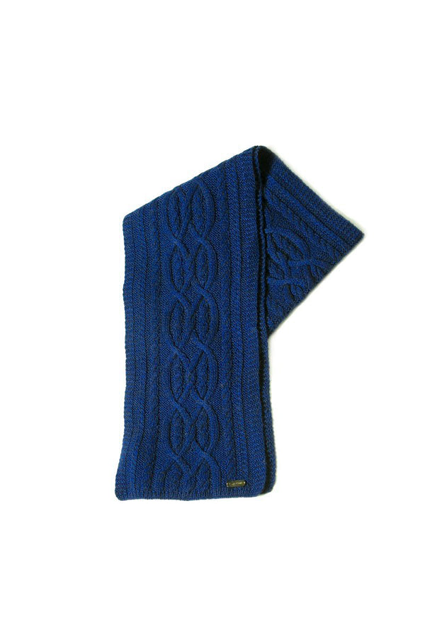 Damaris Woman Scarf Bison & Merino