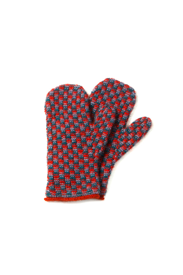 Qiviuk, Merino and Silk Melody mittens ladies by Qiviuk Boutique